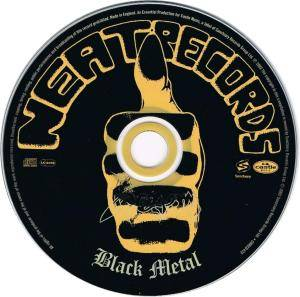 Venom: Black Metal (CD) - Bild 3
