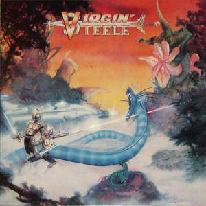 Virgin Steele: Virgin Steele - Cover