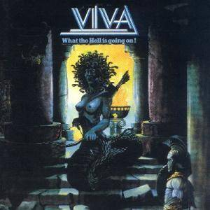 Viva: What The Hell Is Going On! - Cover
