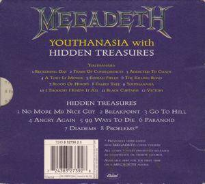 Megadeth: Youthanasia / Hidden Treasures (2-CD) - Bild 2