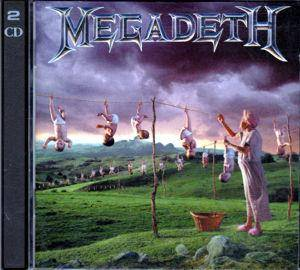 Megadeth: Youthanasia / Hidden Treasures (2-CD) - Bild 3