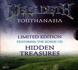 Megadeth: Youthanasia / Hidden Treasures (2-CD) - Bild 1