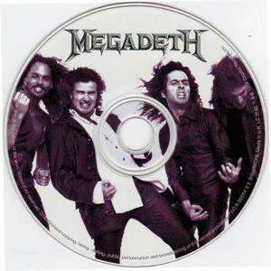 Megadeth: Youthanasia / Hidden Treasures (2-CD) - Bild 5