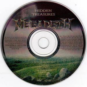 Megadeth: Youthanasia / Hidden Treasures (2-CD) - Bild 6