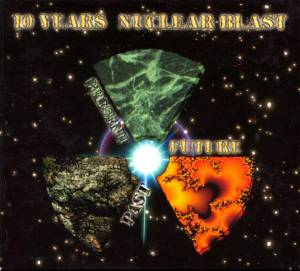 Cover - Face Down: 10 Years Nuclear Blast