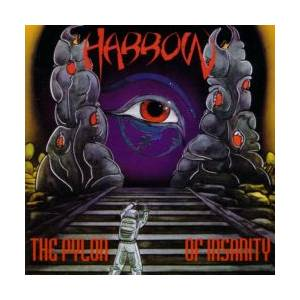 Harrow: Pylon Of Insanity, The - Cover