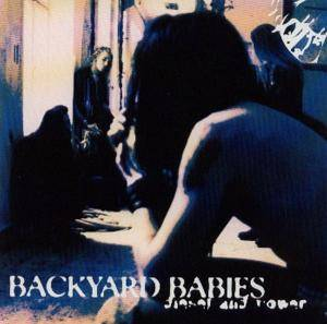 Cover - Backyard Babies: Diesel And Power