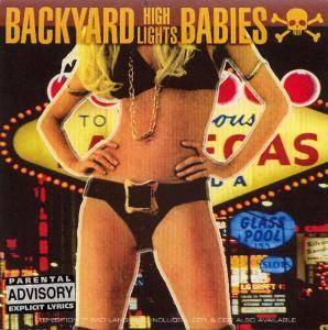 Backyard Babies: Highlights - Cover