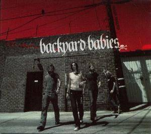 Cover - Backyard Babies: Stockholm Syndrome