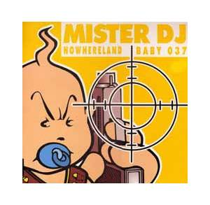 Mister DJ: Nowhereland - Cover
