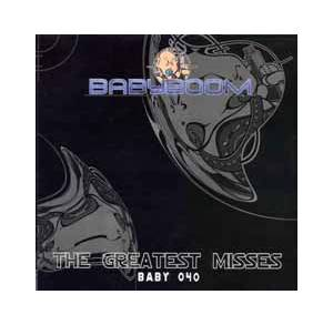 Cover - Black Knight: Babyboom - The Greatest Misses