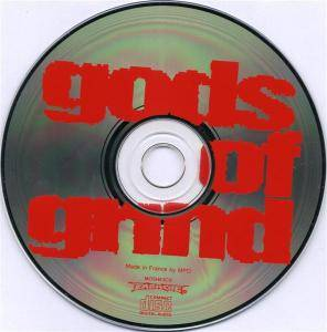 Entombed / Carcass / Cathedral / Confessor: Gods Of Grind (Split-CD) - Bild 3