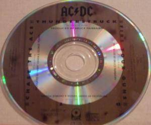 AC/DC: Thunderstruck (Single-CD) - Bild 3