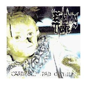 Embalming Theatre: Cardinal Pad O. Phile / F.E.N.G. - Cover