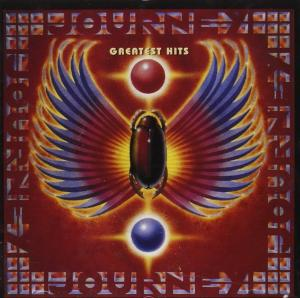 Journey: Greatest Hits - Cover