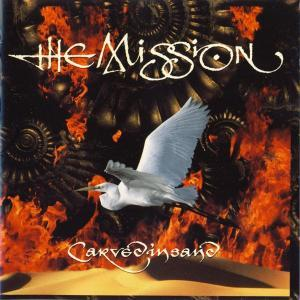 Mission, The: Carved In Sand - Cover