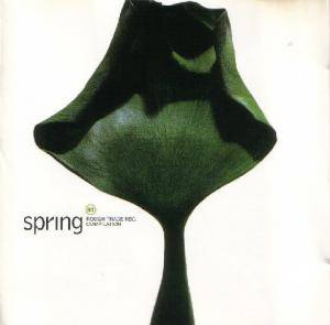 spring 97: Rough Trade Rec. Compilation - Cover