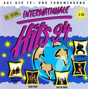 Cover - B.C. 52's, The: Internationale Hits 94