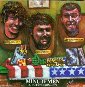 Cover - Minutemen: 3-Way Tie (For Last)