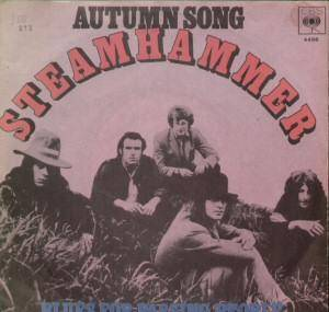 Cover - Steamhammer: Autumn Song