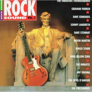 Cover - Kat Onoma: Rock Sound Vol. 1