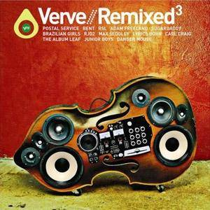 Verve//Remixed³ - Cover