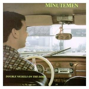 Minutemen: Double Nickels On The Dime - Cover
