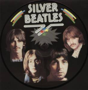 The Beatles: Silver Beatles - Cover