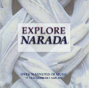 Cover - Nando Lauria: Explore Narada