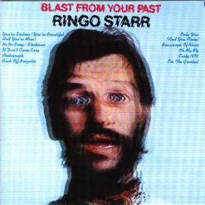 Ringo Starr: Blast From Your Past - Cover