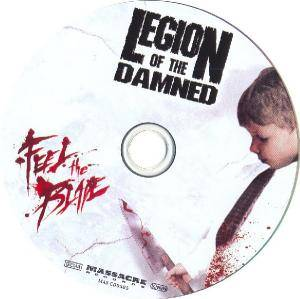 Legion Of The Damned: Feel The Blade (CD + DVD) - Bild 3