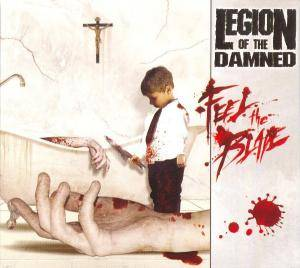 Legion Of The Damned: Feel The Blade - Cover