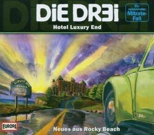 Die Dr3i: (SE) Hotel Luxury End - Cover