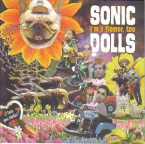 Cover - Sonic Dolls: I'm A Flower, Too