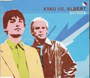 Cover - Kyau Vs. Albert: Outside