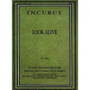 Incubus: Look Alive - Cover