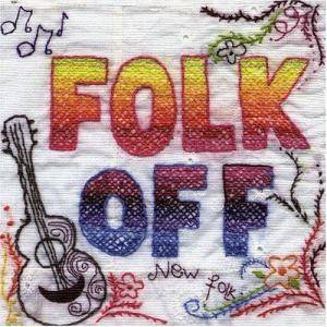 Cover - Au Revoir Simone: Folk Off!: New Folk And Psychedelia From The British Isles And North America