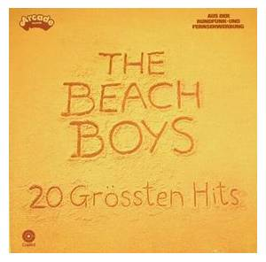 The Beach Boys: 20 Grössten Hits (LP) - Bild 1