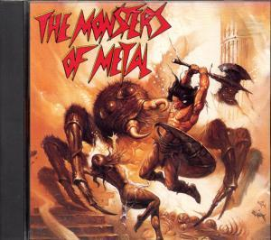 Monsters Of Metal, The - Cover