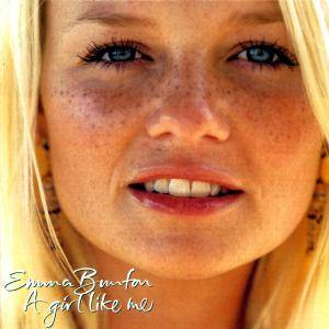 Cover - Emma Bunton: Girl Like Me, A