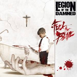 Cover - Legion Of The Damned: Feel The Blade