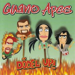 Guano Apes: Dödel Up! (Single-CD) - Bild 1