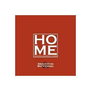 Cover - Bright Eyes: Home Volume IV