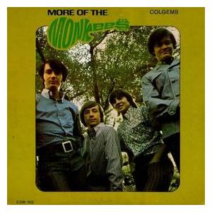 The Monkees: More Of The Monkees - Cover
