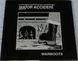 Cover - Major Accident: Warboots