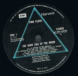 Pink Floyd: The Dark Side Of The Moon (LP) - Bild 3