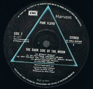 Pink Floyd: The Dark Side Of The Moon (LP) - Bild 4