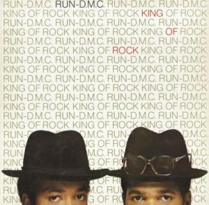 Run-D.M.C.: King Of Rock - Cover