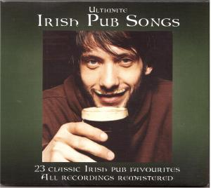 Ultimate Irish Pub Songs - Cover