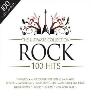 Ultimate Collection - Rock 100 Hits, The - Cover